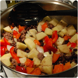 The International Cooking Blog - Chili con Carne