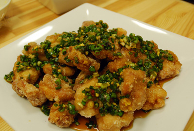 Japanese fried chicken - The International Cooking Blog