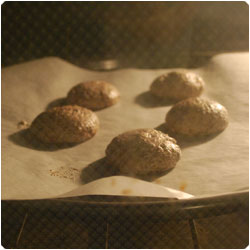 Biscuits Almonds and Chocolate - International Cooking Blog