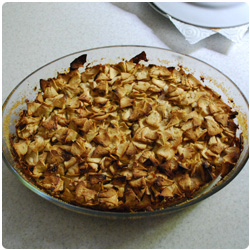Apple cake - International Cooking Blog