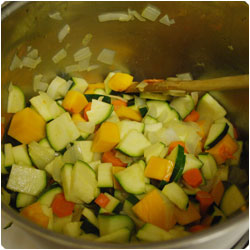 Chicken Soup with Vegetables - International Cooking Blog