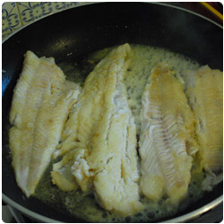 Codfish with Onions - International Cooking Blog