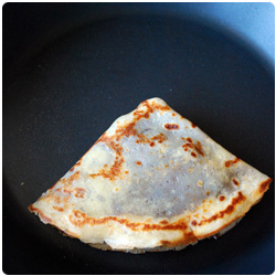 Nutella Crepes - The International Cooking Blog