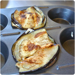 Eggplant Sformatino - international Cooking Blog