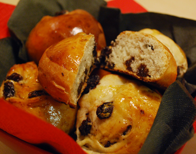 Mini Sweet Milk Breads - International Cooking Blog