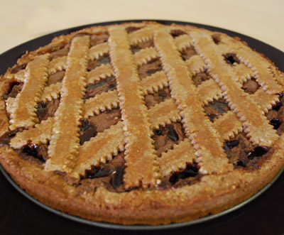 An Unconventional Nutella Pie - International Cooking Blog