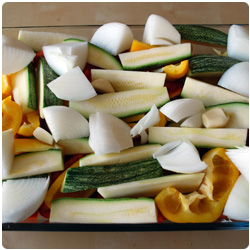 Oven Vegetables - The International Cooking Blog