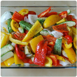 Oven Vegetables - The International Cooking Blogoven vegetables