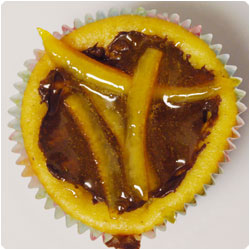 Pumpkin cupcakes - international cooking blog