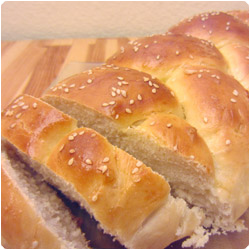 Challah Bread - International Cooking Blog